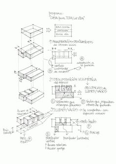 Architecture Design Technical Process in the profession of architecture, drawing is essential to design