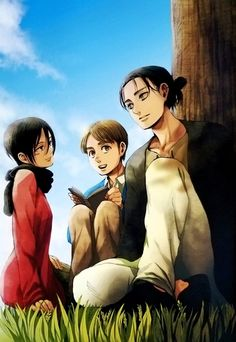 Clean version for some of the alternative covers. Armin, Eren X Mikasa, Manga Art, Anime Art, Image Zelda, Attack On Titan Aesthetic, Eremika, Attack On Titan Fanart, Manga Covers