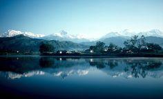 Pokhara, Nepal - where we got engaged