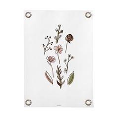 Tuinposter Picked flowers diverse afmetingen | Villa Madelief Decking Area, Summer Vibes, Flowers, Florals, Flower, Bloemen