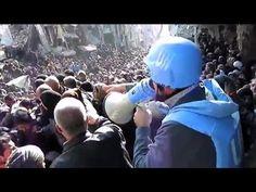 'Shocking' scenes in besieged #Syria refugee camp