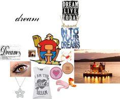 """dream"" by laverruga on Polyvore"