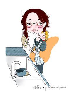 Pourquoi porter mon enfant?