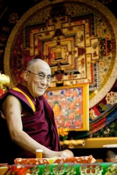 Open-minded people tend to be interested in Buddhism because Buddha urged people to investigate things -- he didn't just command them to believe.  -- His Holiness the Dalai Lama