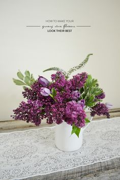 #HowTo Making grocery store flowers look their absolute best. http://www.stylemepretty.com/living/2013/05/07/making-grocery-store-flowers-look-their-best-from-wild-folk-studio/ Photography and Styling by http://wildfolkstudio.com/ #SMPLiving