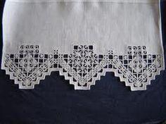 reticello embroidery - Google Search