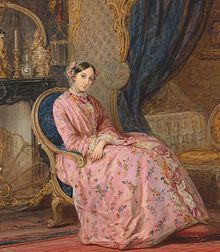 Grand Duchess Maria Nikolaievna of Russia (Russian: Мария Николаевна) (18 August 1819 – 21 February 1876) was a daughter of Emperor Nicholas I of Russia, sister of Alexander II and aunt of Alexander III. In 1839 she married Maximilian, Duke of Leuchtenberg. She was an art collector and President of the Imperial Academy of Arts in Saint Petersburg.