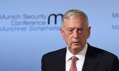 Defense Secretary Disagrees With Trump's Statement That Press Is The Enemy