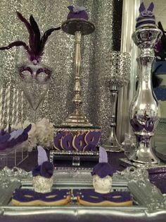 Masquerade Quinceañera Party Ideas | Photo 1 of 21