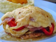 Hungarian Recipes, Dishes, Chicken, Meat, Breakfast, Food, Morning Coffee, Tablewares, Essen