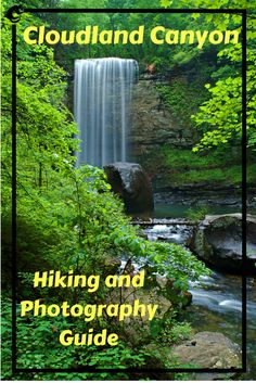 Cloudland Canyon is one of Georgia's most rugged and beautiful state parks. Here is our complete guide to the parks hiking trails and capturing it on film. Hiking Photography, Photography Guide, Outdoor Camping, Outdoor Travel, Cloudland Canyon, Best Hikes, Travel Usa, Travel Trip, Canada Travel