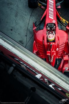 Form and Function International » Cloaked in Red – Ferrari Racing Days Sydney 2014