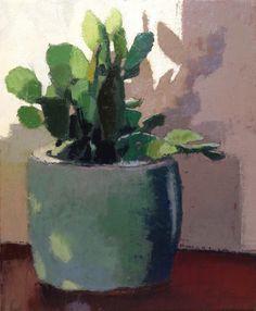 Kim Eleanor Stonehouse - oil on Canvas