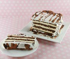 Daddy Cool!: H συνταγή της ημέρας: Λαχταριστή τούρτα παγωτό από...