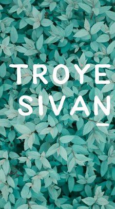 Troye Sivan Lockscreen