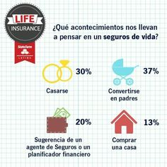 Life insurance.  Seguro de Vida. State Farm.