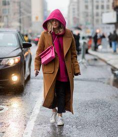 La Semaine de mode de New York est une occasion en or pour s'inspirer côté looks. Sur les passerelles, bien sûr, mais surtout dans la rue!