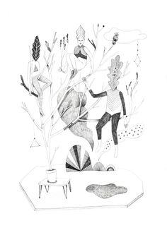 Art, Graphic Design ans Illustrations by Mathilde Aubier