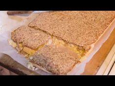 Песочный пирог с грецкими орехами, как запечь самый легкий пирог с песочным тестом - YouTube