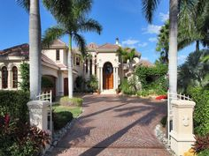 $8.4 Million Royal Elegance in Naples Florida ~Grand Mansions, Castles, Dream Homes & Luxury Homes ~Wealth and Luxury