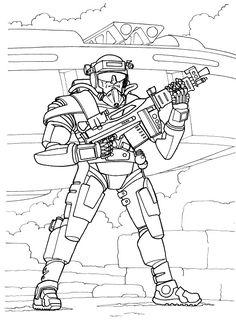 lego coloring pages star wars commander clone trooper | arc troopers custom ha… | malvorlagen