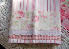 https://flic.kr/p/8gsbPr | Shabby Chic tea towels. | Decorative Shabby Chic tea towels. Divine decorative tea towel for a shabby chic kitchen. Wonderful pretty towel for that pink and white kitchen. All my decorative towels are sold in my Ebay Store. See profile page for link. Or visit www.cathandbec.com