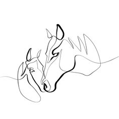 Calligraphy-Inspired One Line Artist & Illustrator Minimalist Graphic Design, Graphic Design Books, Minimalist Drawing, Logo Caballo, Drawings Of People Kissing, Disney Minimalist, Marvel Movie Posters, Horse Drawings, Animal Line Drawings