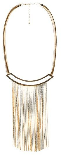 Womens gold jewellery set from Mango - £17.99 at ClothingByColour.com