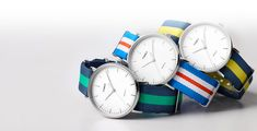 Weekender Fairfield Collection | Casual, Dress, and Sport Watches for Women & Men
