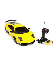 Take a look at this XStreet Lamborghini Remote Control Car on zulily today!