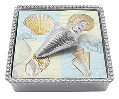 Mariposa Conch Shell Beaded Napkin Box Mariposa https://www.amazon.com/dp/B01AU5HFXY/ref=cm_sw_r_pi_dp_x_elwayb5SMAYSB