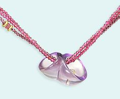 An intoxicating gemstone, the amethyst is the birthstone of February! In fact, it is so entwined into the history of this month, that it is said St. Valentine himself was known to have worn an amethyst ring carved with the image of Cupid. If the patron of love loves this stone the most, then who are we to disagree? Read more about it over at the blog!
