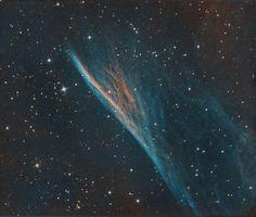 NGC2736 Pencil Nebula   Flickr - Photo Sharing!
