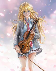 imagenes anime de violines y libros - Buscar con Google