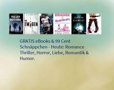 Gratis eBooks & 99 Cent Schnäppchen! Thriller, Horror, Book Presentation, Rage, Reading