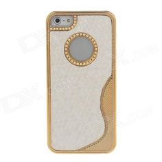 Protects your iPhone from scratches, dust, shock and abrasion; Precise design allows to access to all the interfaces and controls easily http://j.mp/VzmwBH