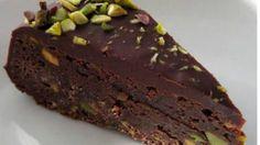 Receta de Pastel fácil de chocolate y pistachos