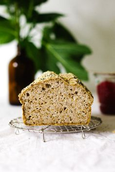 Gluten Free, Grain Free, Yeast Free, Sugar free bread, that tastes amazing! The truly Unbelievable Buckwheat Bread (based on the Quinoa Unbelievable Bread.)