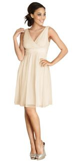 Bridesmaid dress sale?? yes, please!! This Donna Morgan dress is $132