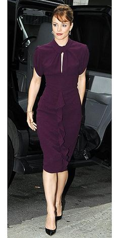 Style Icon: Rachel McAdams | Furnished Souls