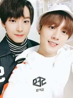 Inseong y Youngbin #SF9