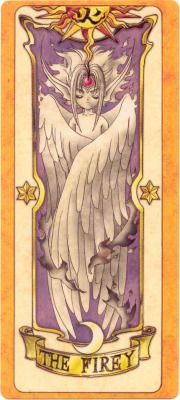 The Firey || Clow Card