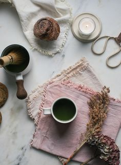 How to Dye Linens with Natural Ingredients