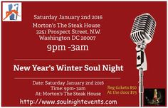#NewYear with a little soul in the capital http://www.soulnightevents.com  #WashingtonDC #DCnightlife #Maryland #Virginia #DMV #DCevents