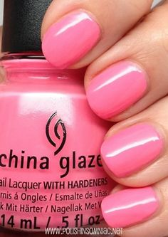 China Glaze Float On China Glaze Nail Lacquers #chinaglaze #OPI @opulentnails over 12,000 pins