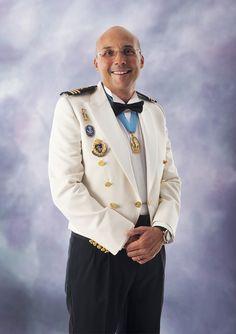 """Uniformes náuticos de gala de alta calidad en www.joanmacia4.com """"Chupa"""" de gala de verano capitán de yate"""