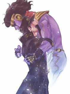 Jotaro Kujo <<< but in his feelings which we rarely see in the anime Jojo's Bizarre Adventure, Jojos Bizarre Adventure Jotaro, Jojo's Adventure, Fanarts Anime, Anime Manga, Anime Art, Bizarre Art, Jojo Bizarre, Jojo Stardust Crusaders