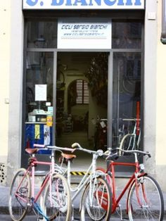 Noleggio biciclette a Firenze... Check out Cicli Sergio Bianchi's reviews, photos and more on Gogobot