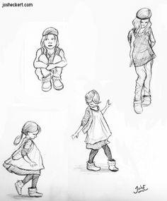 Kid poses 1