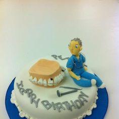 Dentist cake                                                                                                                                                                                 More